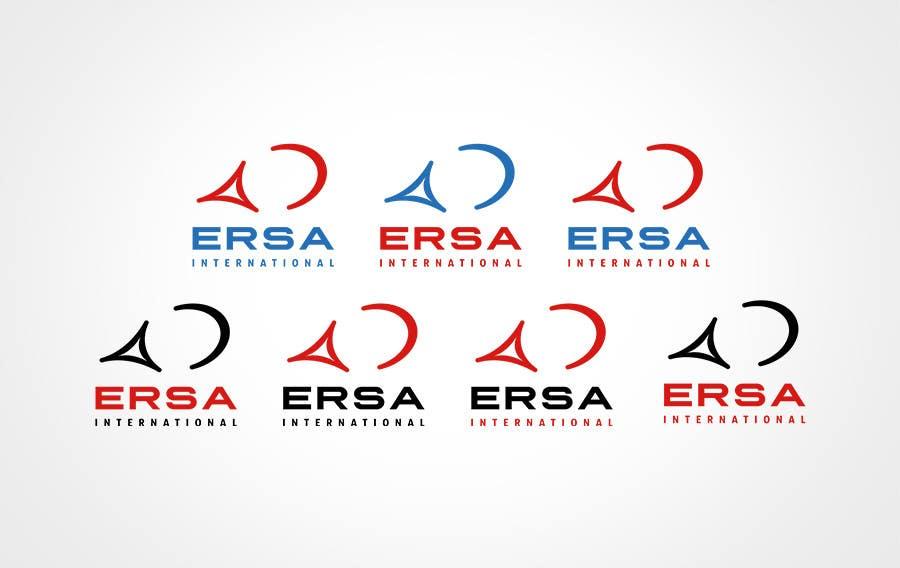 Inscrição nº 17 do Concurso para Design eines Logos for ERSA Stringers