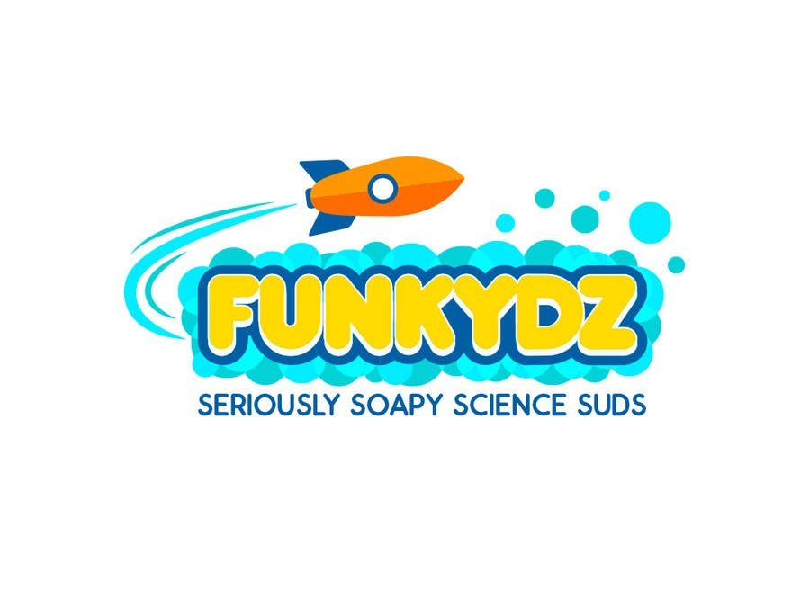 Inscrição nº 8 do Concurso para Kids Super science bath product logo