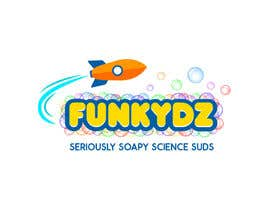 #22 para Kids Super science bath product logo por Chaddict
