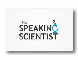#108 para The Speaking Scientist's Logo por sdmoovarss