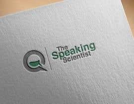#43 para The Speaking Scientist's Logo por asela897