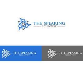 #96 para The Speaking Scientist's Logo por asela897