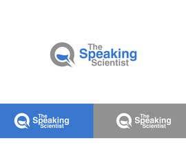 #139 para The Speaking Scientist's Logo por asela897