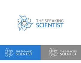 #141 para The Speaking Scientist's Logo por asela897