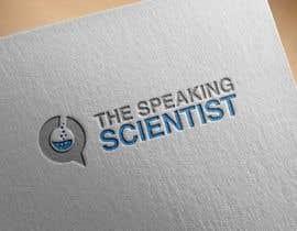 #157 para The Speaking Scientist's Logo por asela897