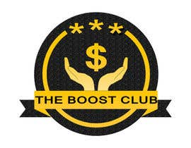 "#97 untuk Design a Logo for a school fundraising club called ""The Boost Club"" oleh nazrulislam277"