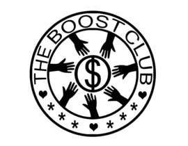 "#100 untuk Design a Logo for a school fundraising club called ""The Boost Club"" oleh nazrulislam277"