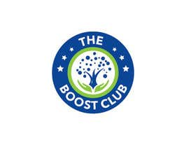 "ngahoang tarafından Design a Logo for a school fundraising club called ""The Boost Club"" için no 54"