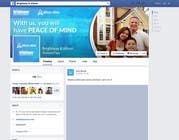 Graphic Design Inscrição do Concurso Nº13 para Design one Facebook Cover Photo for our two companies