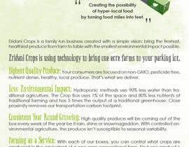 Nro 35 kilpailuun Design a Sales Brochure käyttäjältä deAlmaz