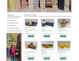#15 untuk Design a better website to sell soaps oleh lassoarts