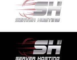 Nro 256 kilpailuun Design a Logo for A Server Hosting Company. käyttäjältä vasked71