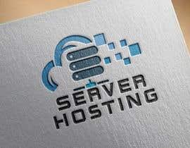 Nro 24 kilpailuun Design a Logo for A Server Hosting Company. käyttäjältä DesignerBlack4