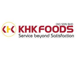 #305 for Logo Design for KHK FOODS (M) SDN BHD by ulogo