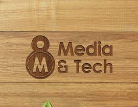 #68 para M8 Media & Tech LLC. por designerdesk26