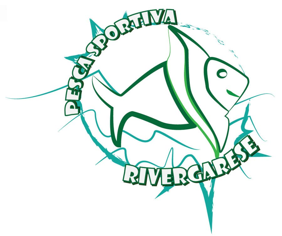Kilpailutyö #14 kilpailussa Disegnare un Logo per www.psrivergarese.it