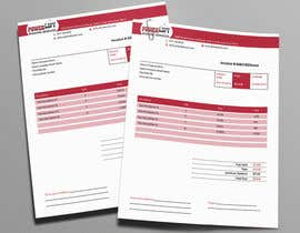 #15 cho Design some Stationery for our invoices, letterheads, statements bởi gohardecent