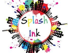 #25 untuk Design a Logo for Splash Ink oleh GamalKing