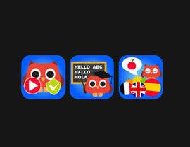 alexandracol tarafından Re-Design 3 App Icons for App Stores için no 17