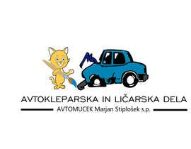 #20 untuk Design a Logo for company repairing cars after chrashes oleh amdisenador