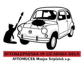 #8 untuk Design a Logo for company repairing cars after chrashes oleh drugslobodan