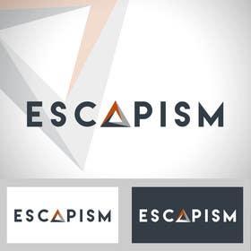 #7 untuk Design a Logo for escapism.org oleh fahdsamlali