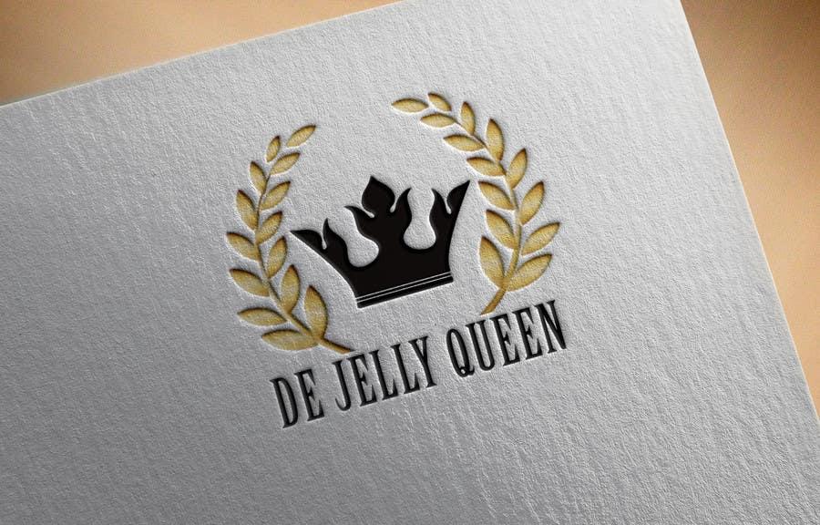 Kilpailutyö #40 kilpailussa Design a Logo for De Jelly Queen