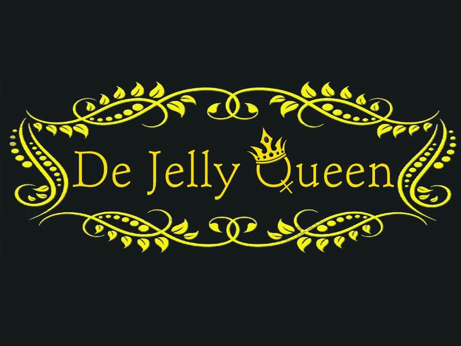 Kilpailutyö #6 kilpailussa Design a Logo for De Jelly Queen
