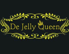 #6 for Design a Logo for De Jelly Queen af mmithani88
