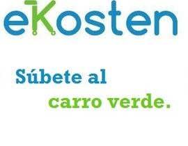 Nro 32 kilpailuun Eslogan para tienda Virtual Ekosten käyttäjältä fteruel