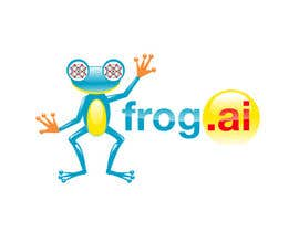 #15 para Design a Logo for frog.ai por jaywdesign