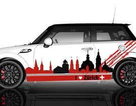 #24 para Car Design for a MINI Cooper F56 por cristiandmt