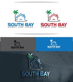 #51 for Design a Logo for South Bay Homes and Homes af farooqshahjee