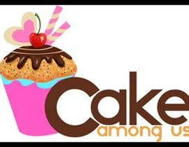 "#12 untuk Design a Logo for Bakery / Donut / Cake Shop ""Cake Among Us"" oleh istykristanto"