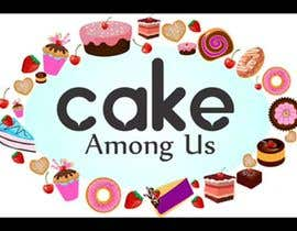 "#13 untuk Design a Logo for Bakery / Donut / Cake Shop ""Cake Among Us"" oleh istykristanto"