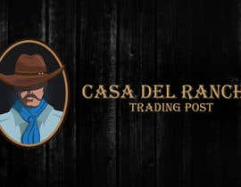 #35 untuk Design a Logo and Identity for Casa Del Ranch Trading Post oleh sumithkurumali