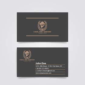 #40 untuk Design a Logo and Identity for Casa Del Ranch Trading Post oleh farooqshahjee