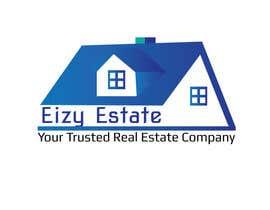 #59 para Design a Logo for Eizy Estate por deenhawa