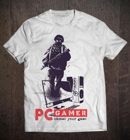 "#8 cho ""PC Gamer"" T-Shirt (Camiseta ""PC Gamer"") -- 2 bởi drrazen"