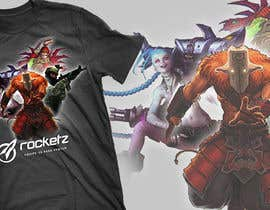 "#33 untuk ""PC Gamer"" T-Shirt (Camiseta ""PC Gamer"") -- 2 oleh madarasdaniel"