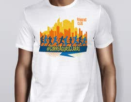 #28 for Design a logo & T-shirt for a running club by UsagiP