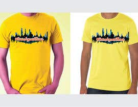 #12 untuk Design a logo & T-shirt for a running club oleh shahreenshaikh
