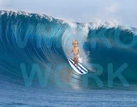 #14 untuk SURFING BABY! oleh VMRKO