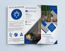 #4 for Design a Brochure for Nite Scapes af jeanniefreelance