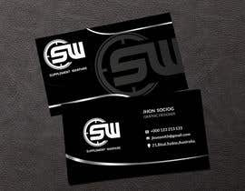 #109 untuk Design some Business Cards for an existing business oleh Rahimaakter015