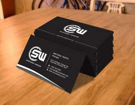 #7 untuk Design some Business Cards for an existing business oleh flechero