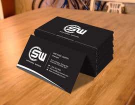 #7 para Design some Business Cards for an existing business por flechero