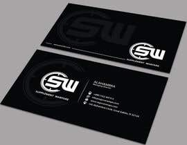 #80 untuk Design some Business Cards for an existing business oleh Habib919000
