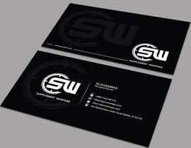 Nro 80 kilpailuun Design some Business Cards for an existing business käyttäjältä Habib919000