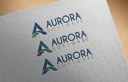 Nro 241 kilpailuun Design a Logo for Aurora Software käyttäjältä adityapathania